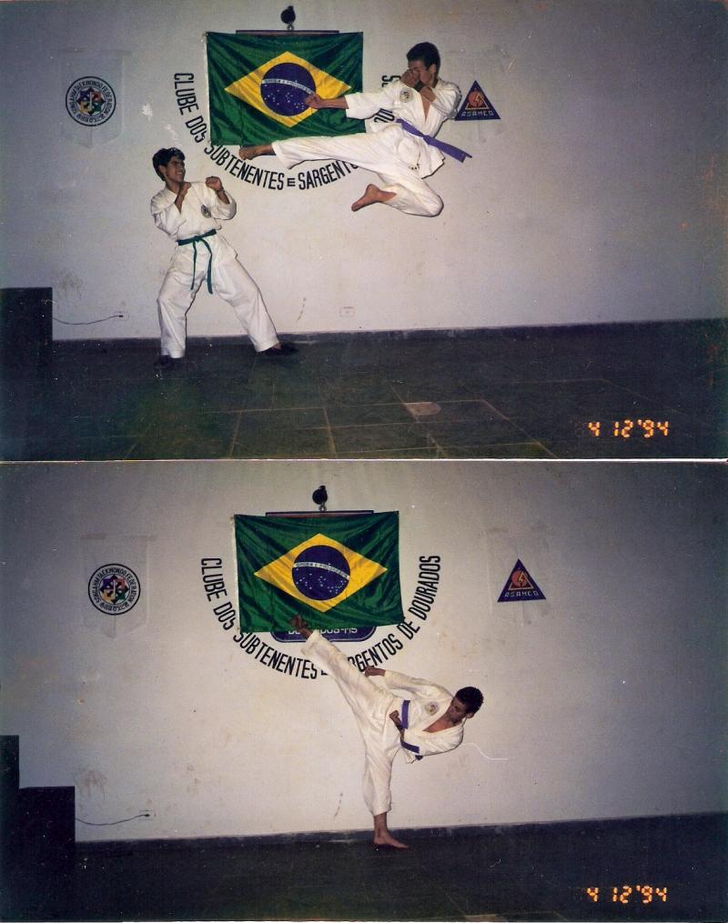 2. Taekwondo